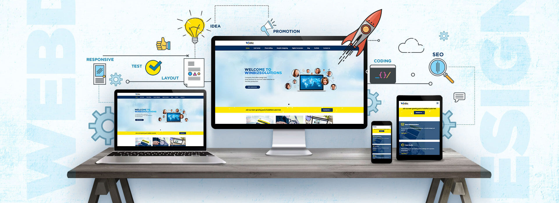 Small Business Website2